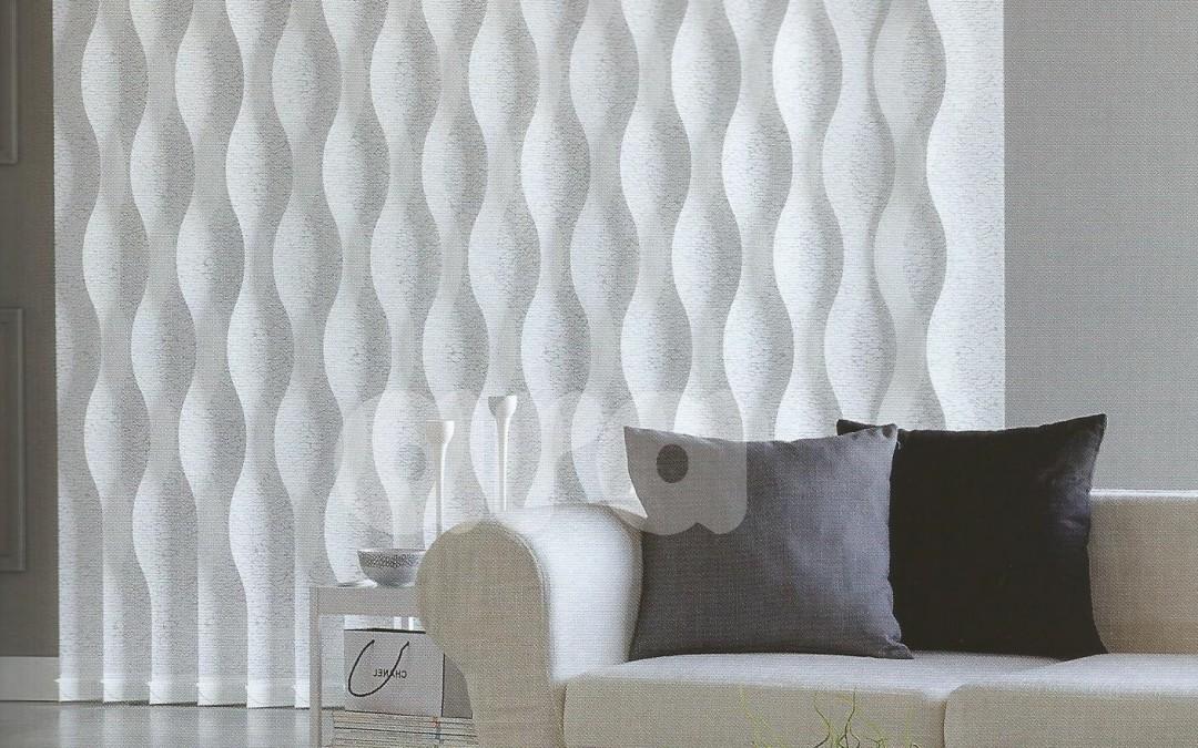 Nuevas cortinas verticales
