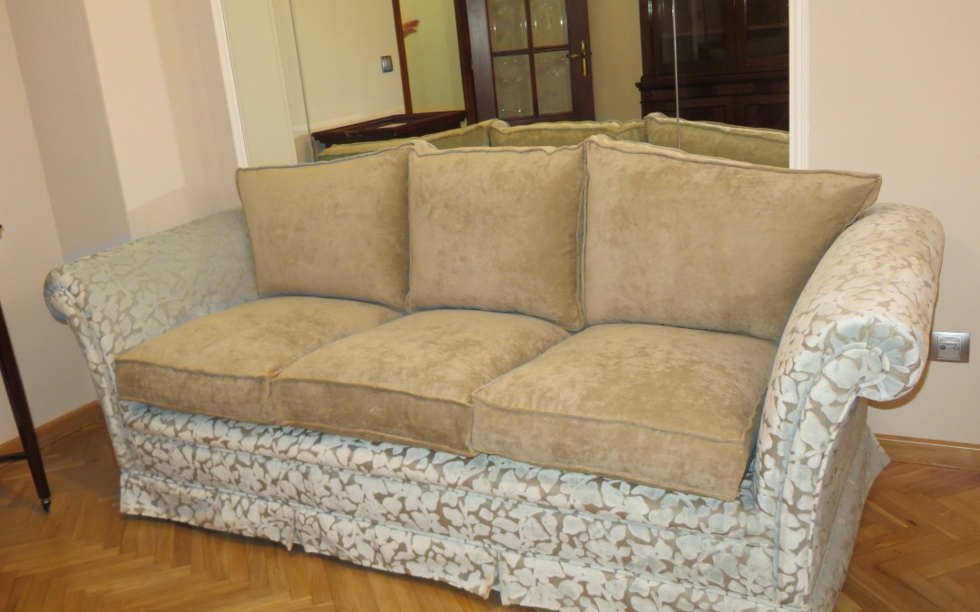 Tapizado de sof y sillas ara decoraci n - Presupuesto tapizar sofa ...
