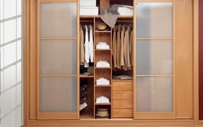 Distribución armarios